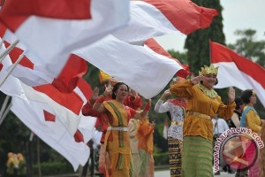 Doa Bersama Nusantara Bersatu