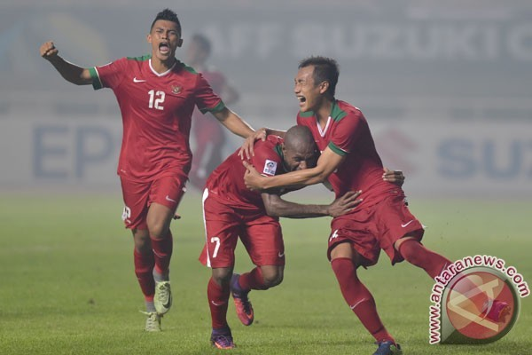 Lerby Eliandri bersyukur kembali masuk Timnas Indonesia