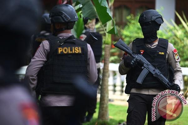Polri libatkan Kopassus tindak jaringan teroris
