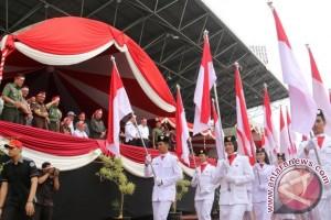 Syahrun: Nusantara akan Terus Bersatu