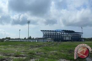 DPRD Penajam Tidak Anggarkan Renovasi Stadion