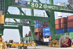 Ekspor Kaltim Januari-April Capai 5,67 Miliar Dolar