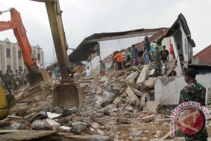 Kekuatan Gempa Pidie Setara Empat Bom Hiroshima