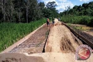 Pembangunan Kawasan Long Hubung Capai 70 Persen