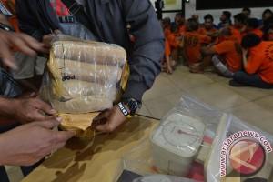 Selama 2016 Polresta Samarinda Tangkap 650 Pengedar Narkoba