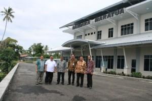 Pembangunan Bandara Maratua Capai 100 Persen