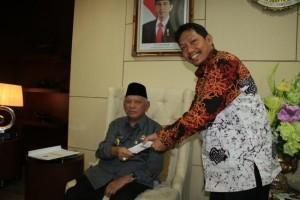 Gubernur Ajak Pejabat Kaltim Ikut Amnesti Pajak