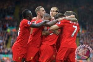 Klasemen Liga Inggris: MU Teratas, Liverpool Kedua