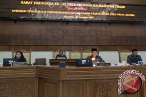 DPRD Sambut Positif Jawaban Pemprov terhadap PU 9 Fraksi