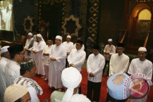 Momentum Bersama Ciptakan Kedamaian Daerah