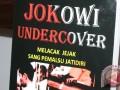 Penulis Buku Jokowi Undercover Ditahan