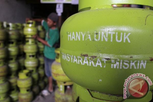 11.000 tabung elpiji digelontorkan untuk operasi pasar di Penajam
