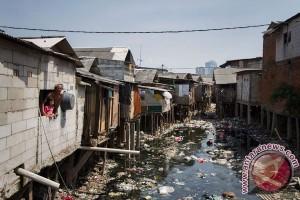Jumlah Penduduk Miskin Turun Tipis