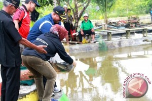 150 Peserta Ikut Lomba Memancing di Loa Kulu