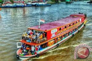 Disbudpar Kaltim Apresiasi Kapal Wisata Sungai Mahakam