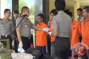 Polisi Penajam Tangkap Lagi Tiga Pelaku Perampokan
