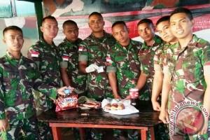 Pamtas RI-Malaysia Amankan 4,17 Gram Sabu