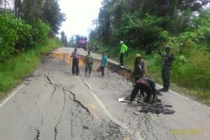 Pemeliharaan Jalan Rusak Kaltim Dialokasikan Rp45,45 Miliar