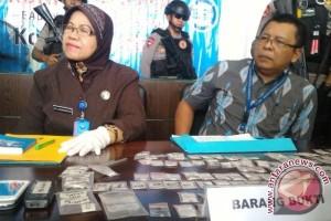 BNN Samarinda Tangkap Bandar Narkoba
