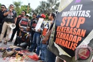 IJTI Minta Polisi Serius Tangani Kekerasan Pers saat Aksi 112