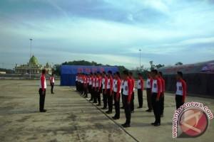 Paser Gelar Pelatihan Bela Negara