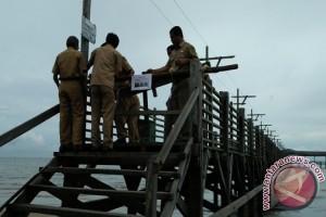 Dermaga Wisata Pantai Tanjung Jumlai Penajam Ditutup Sementara