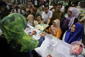 1,2 Juta Keluarga Akses Bantuan Pangan Nontunai