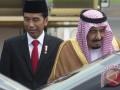 Raja Salman Tiba di Jakarta