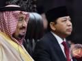 Kunjungan Raja Salman di DPR
