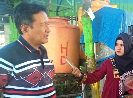 BWS Tidak Akan Turap Hulu SKM Samarinda