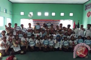BNNK Samarinda Bentuk Komunitas Kawan BNN di SMPN 22