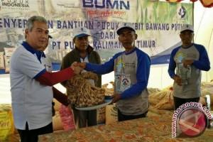 Pupuk Kaltim Realisasikan Bantuan untuk Petani Sembalun NTB