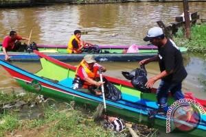 PWI Ajak Warga Samarinda Jaga Sungai