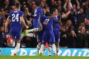 Chelsea Singkirkan MU dari Piala FA Lewat Gol Kante