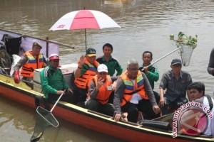 Gubernur Pimpin Peringatan Hari Air di SKM
