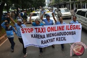 Pemerintah Hati-hati Tetapkan Tarif Angkutan Berbasis Daring