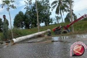Bupati Penajam Sarankan Petani Tampung Air Hujan