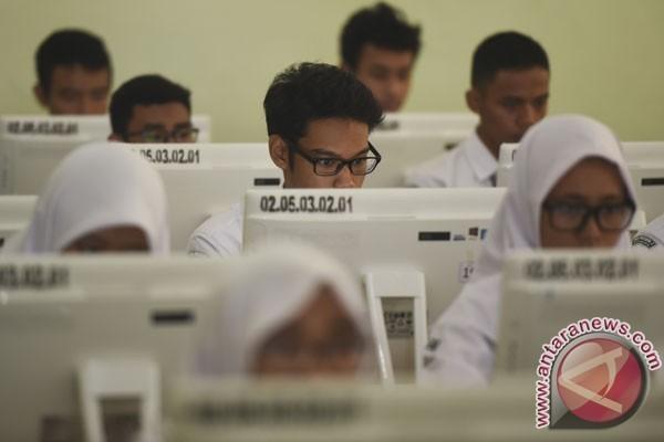 Ujian Nasional 2018 diikuti 8,1 juta peserta