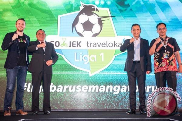 Go Jek dan Traveloka Sponsori Liga-1 Rp180 Miliar