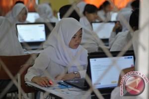 Disdikbud Kaltim Klaim UNBK SMP Berlangsung Lancar
