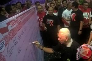 Deklarasi Anti-Hoax Kaltim Tercatat di MURI