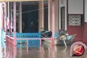 Banjir Rendam Sejumlah Desa Di Kutai Kartanegara