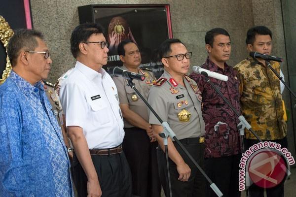 Kapolri Perintahkan Dirreskrimsus Tindak Tegas Mafia Sembako