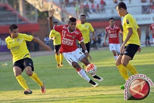 Bali United Termotivasi Raih Poin di Tenggarong