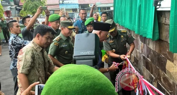 Gubernur Resmikan Tiga Fasilitas Korem Samarinda