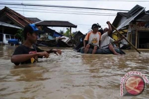 BPBD: 34.955 Jiwa Terdampak Banjir Kutai Barat