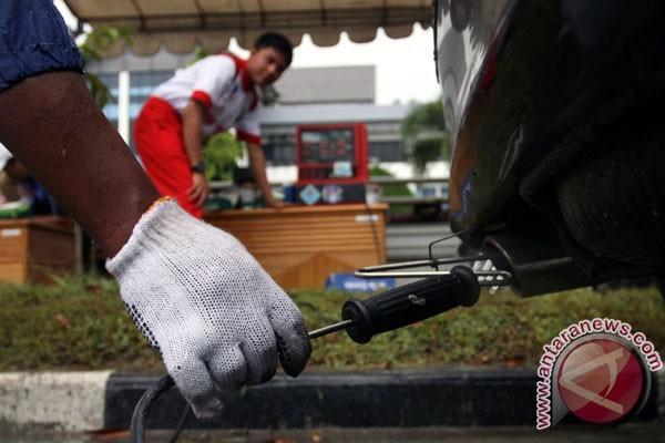BLH Balikpapan Uji Emisi 1.500 Mobil