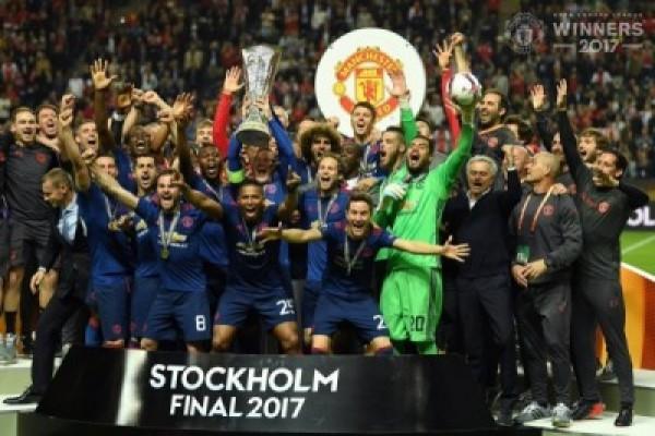 Manchester United puncaki daftar klub berpendapatan tertinggi di dunia