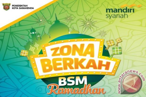 Bank Syariah Mandiri Gelar Zona Berkah Ramadhan