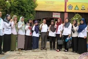 Tim Penilai Adiwiyata Mandiri Kunjungi Sekolah di Samarinda